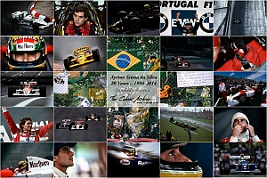 Senna commemorative wallpaper